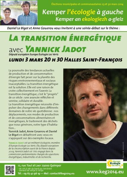 KEG Yannick Jadot